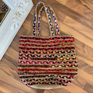 🆕Cancun Colorful Travel Bag